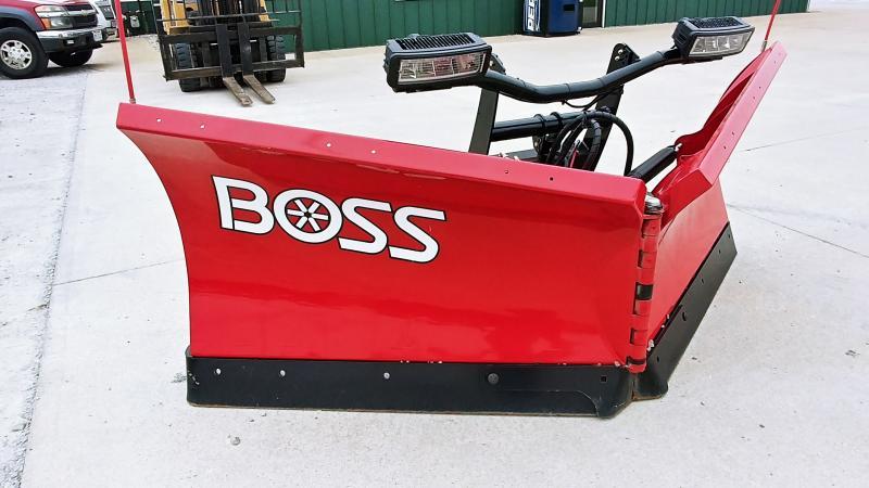 """2019 Boss 9'2"""" Dxt Plow Steel"""