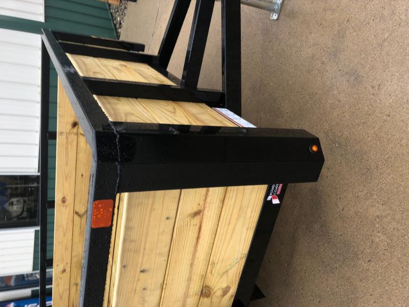 2019 Sure-trac 6' X 12' Three Board