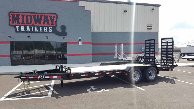 2019 Pj Trailers 7'x20' Pro Beam Equipment 20k