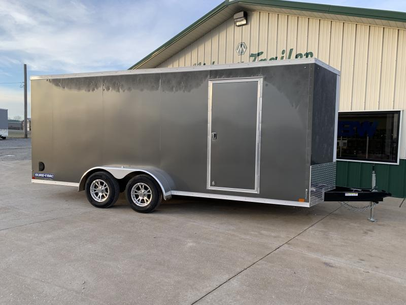 2019 Sure-trac 7x18 Psw 7k Charcoal