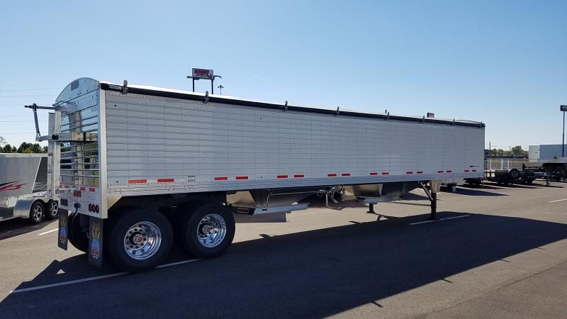 2019 Timpte Stock 40' Grain Hopper Trailer