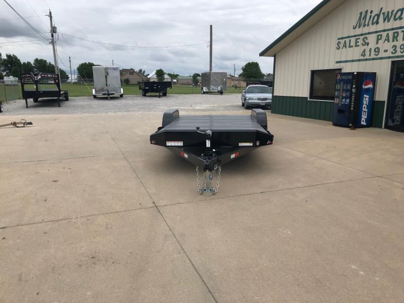 2019 Sure-trac 7x20 Steel Deck Ch 10k