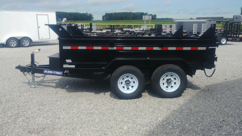 2019 Sure-trac 6x10 Dump 10k Single Ram