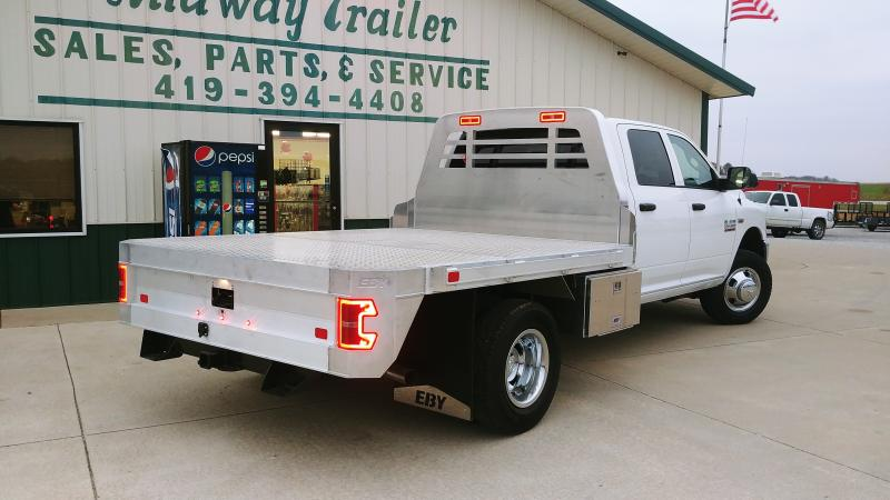 "2018 Eby 9'x97-1/4""truck Bed"