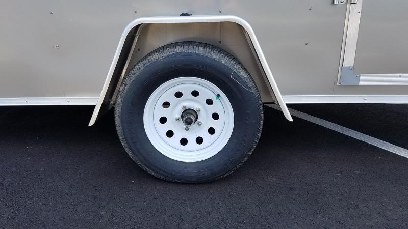 2019 Interstate 7'x12' Enclosed 3k