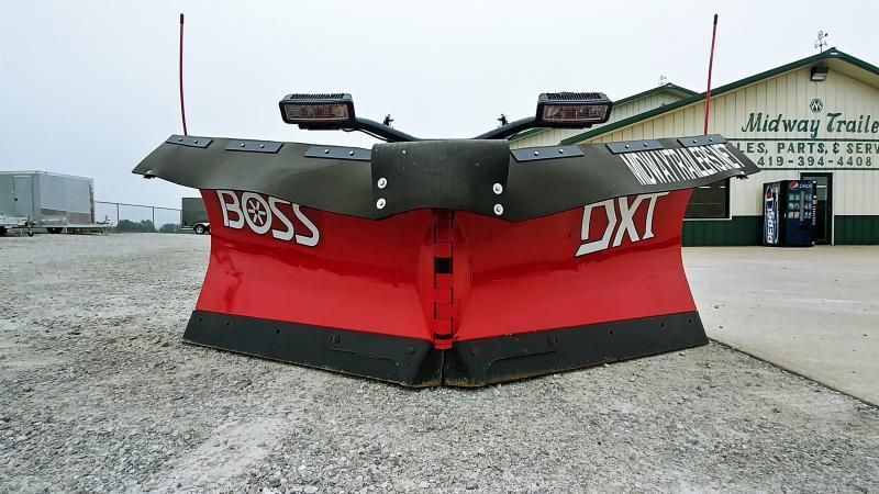 """2018 Boss 9'2"""" Dxt Plow Steel"""
