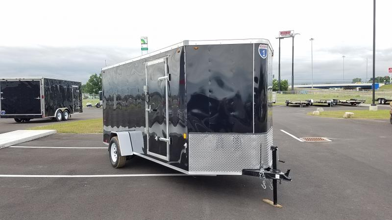 2018 Interstate 6'x14' Black 3k