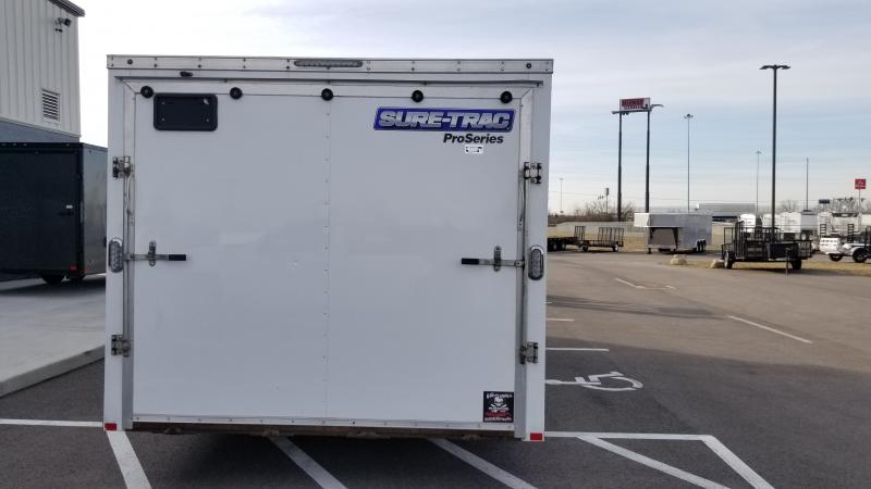 2016 Sure-trac 8.5'x18' Enclosed 10k