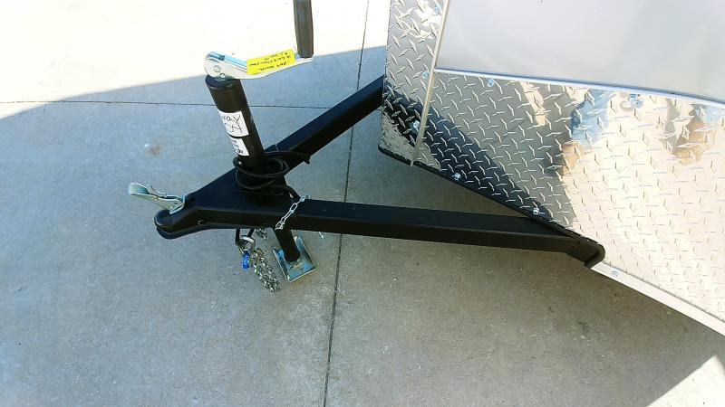 2020 Stealth 6x12 Titan 3k Silver