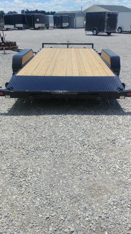 2019 Sure-trac 7x18 7k Woodeck Ch