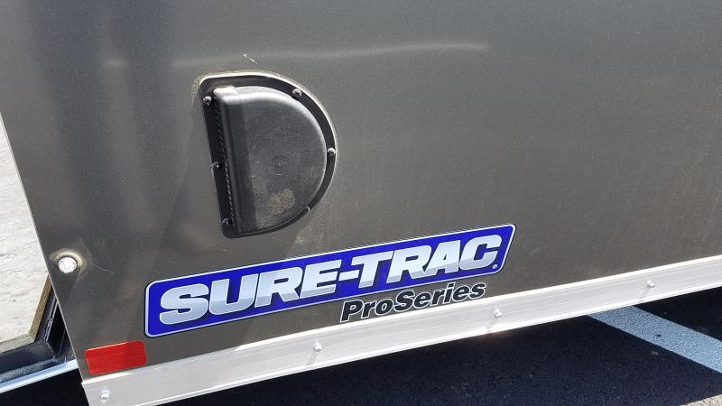 2019 Sure-trac 8.5'x24' Charcoal Ch 10k