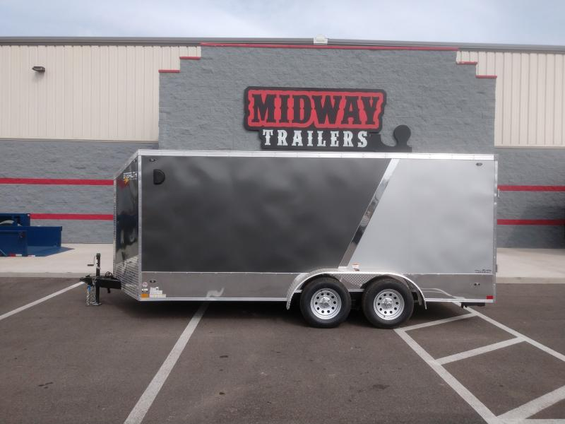 2019 Stealth 7'x16' Enclosed
