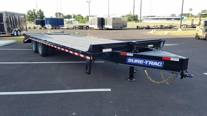 2018 Sure-trac 8.5'x20'+5' Low Pro 22.5k Bp