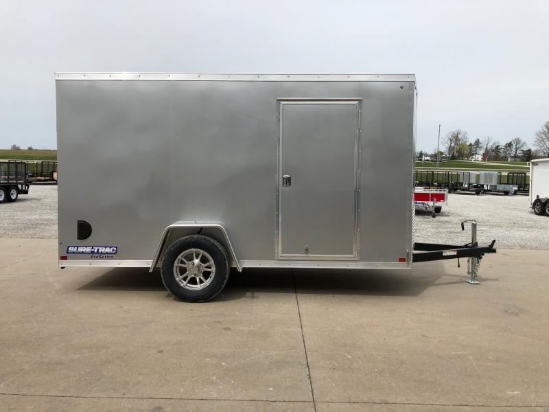 2019 Sure-trac 6x12 Psw 3k Silver