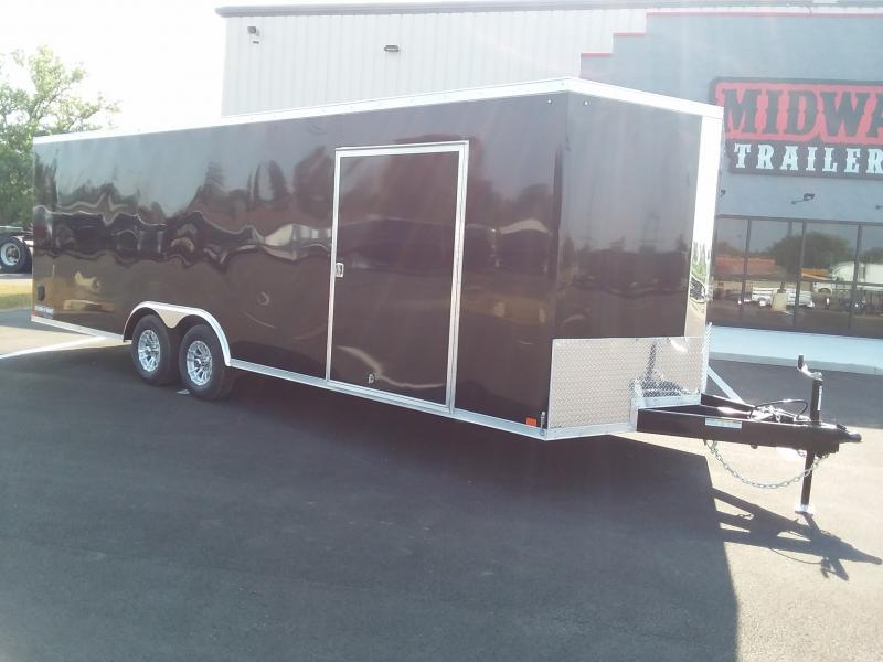 2019 Sure-trac 8.5'x24' Pewter 10k