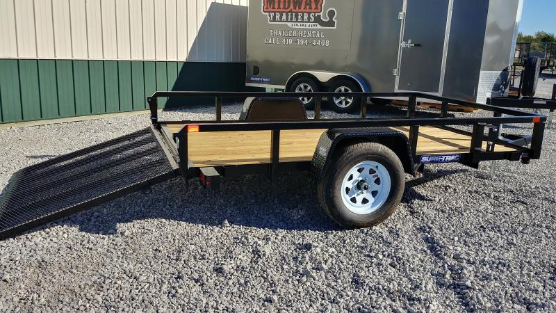 2018 Sure-trac 6x10 Tube Top