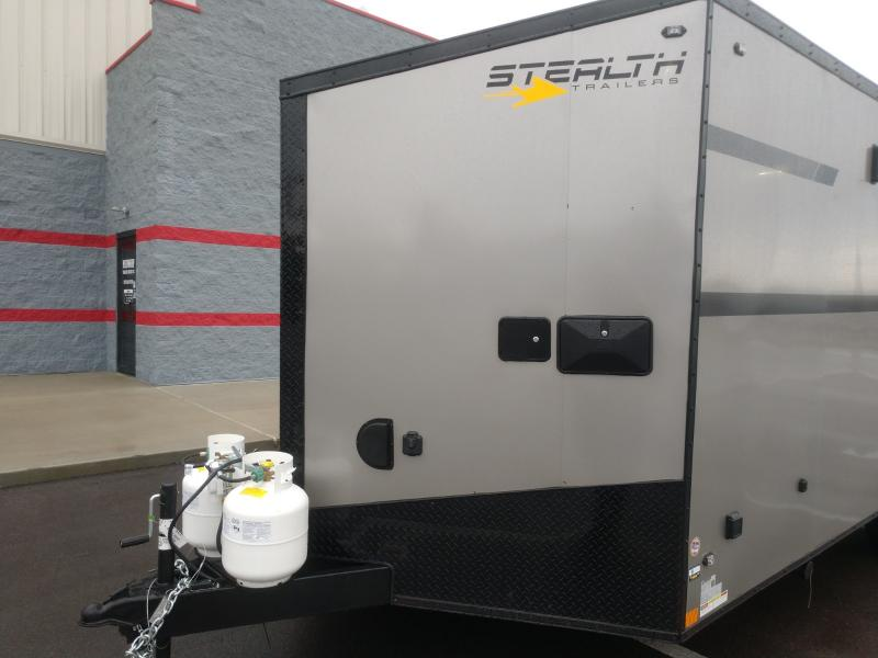2019 Nomad 8.5x20 Toy Hauler 10k - Base