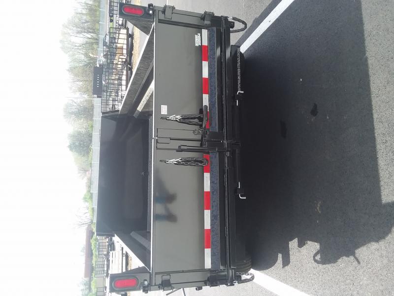 2019 Sure-trac 7x12 Dump 14k Tele (tarp Kit)