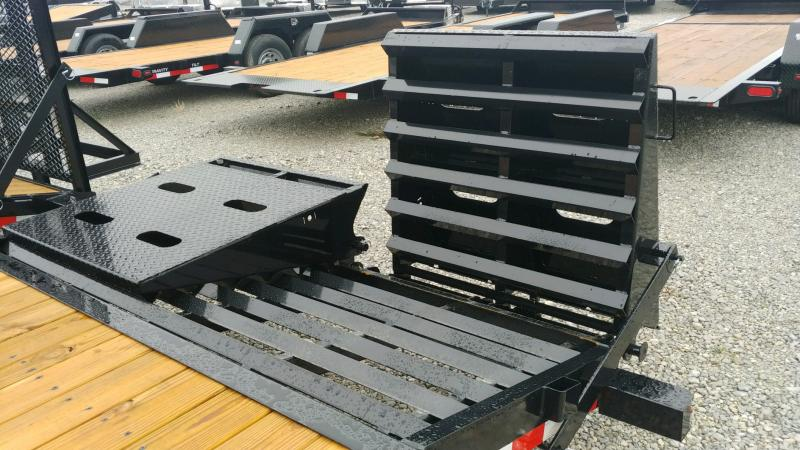 2019 Sure-trac 7x17+3 Uni Ramp 14k Upg