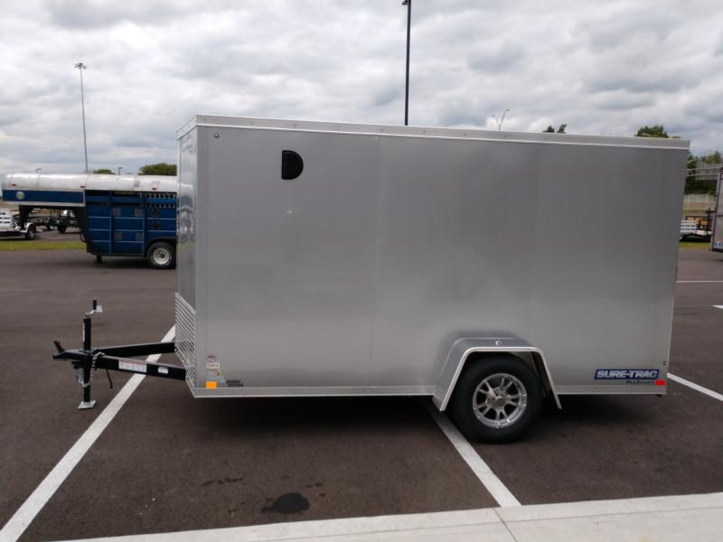 2019 Sure-trac 6'x12' Silver Frost 3k