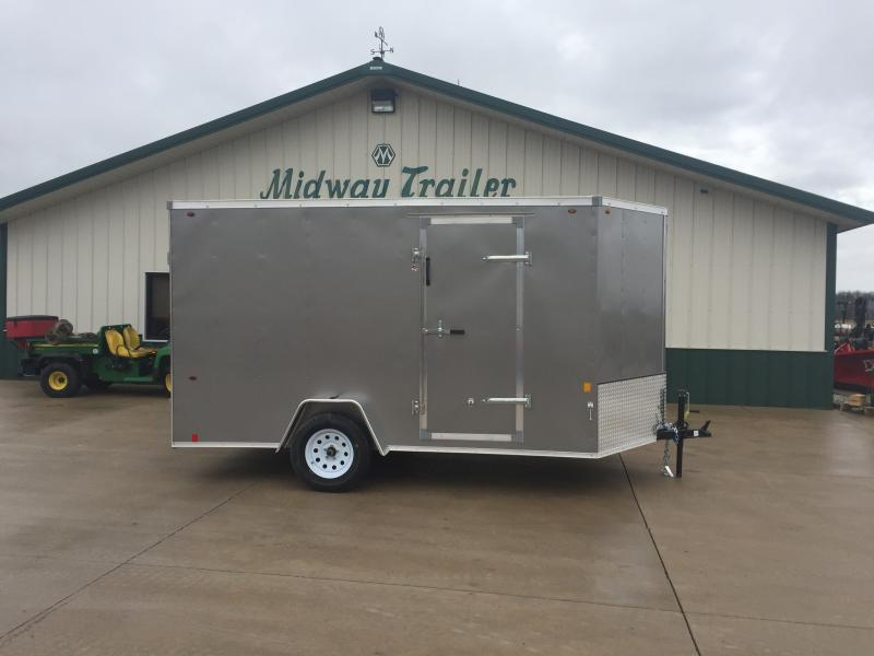 2018 Interstate 7x12 Enclosed 3k