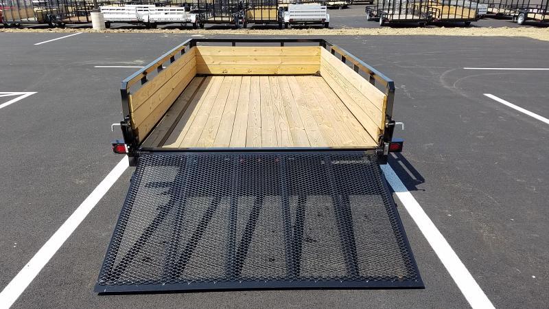 2019 Sure-trac 7'x12' 3 Board 3k