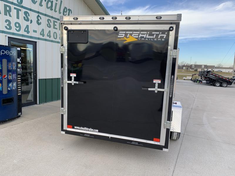 2019 Stealth 6x12 Titan 3k Black