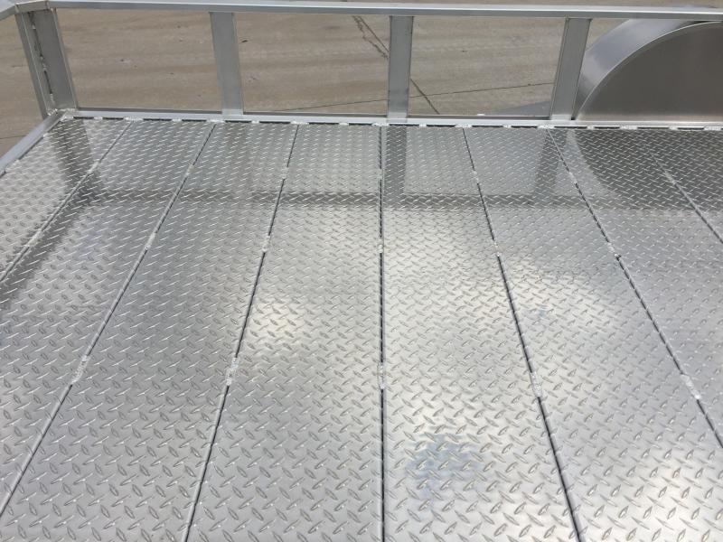 2018 Moritz 7x12 Alum Utility 3k