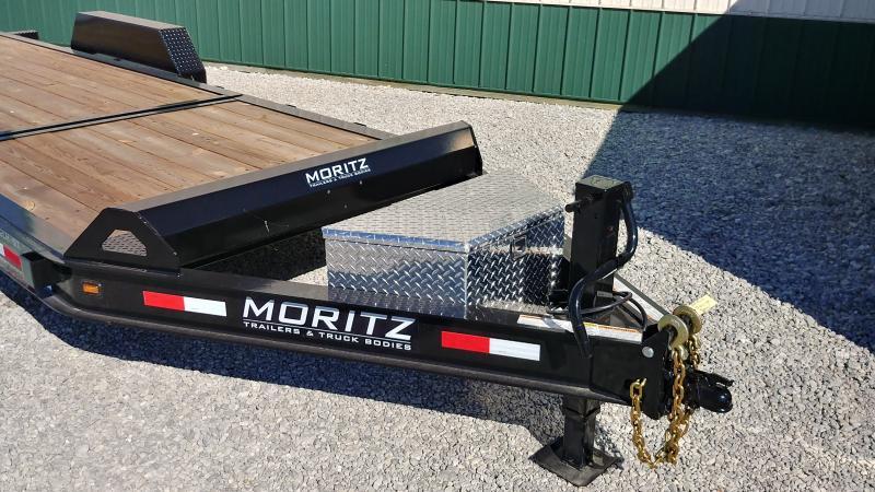 2018 Moritz 7x16+6 14k Tilt