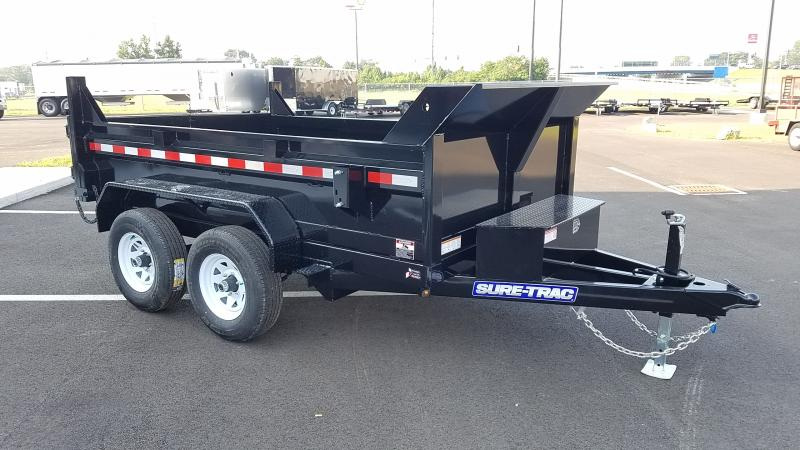 2019 Sure-trac 6'x10' Low Pro Single Ram 10k