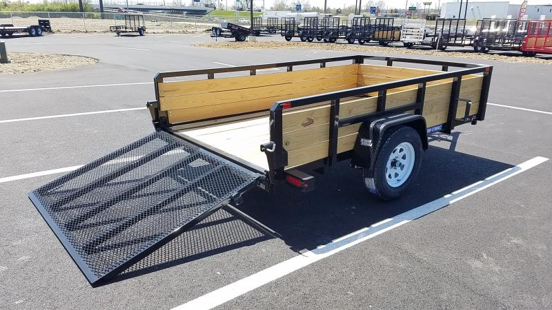 2018 Sure-trac 6'x10' Three Board