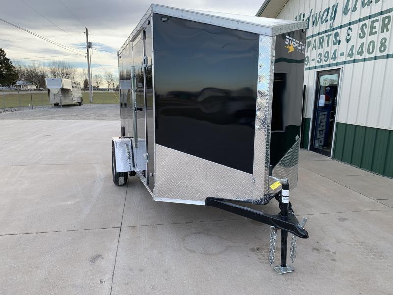 2019 Stealth 6x10 Titan 3k Black