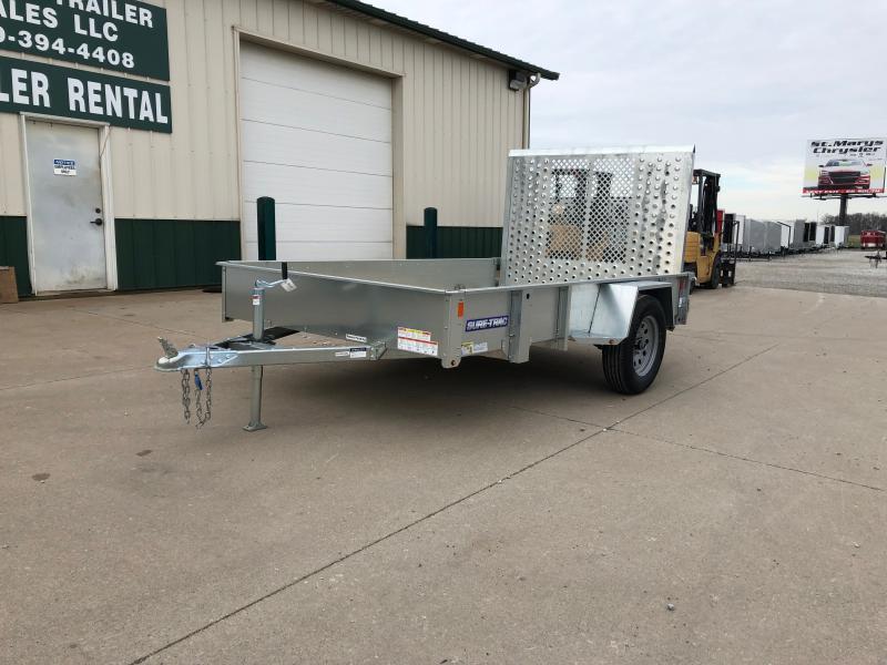 2019 Sure-trac 6x10 Galvanized