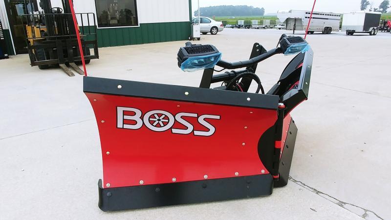 """2018 Boss 8'2"""" Vxt V-plow Poly"""