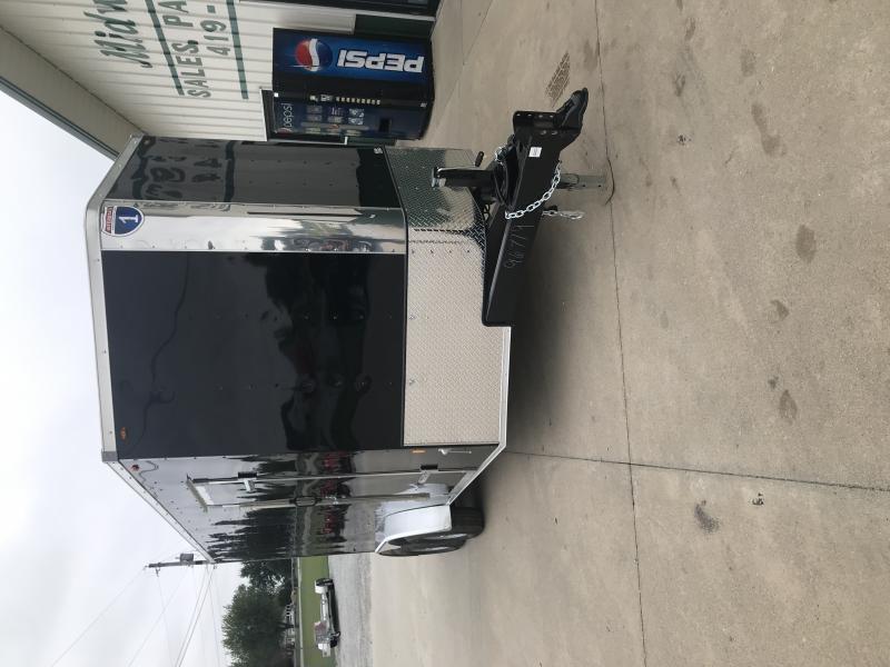 2019 Interstate 7x16 Ifc 10k Black