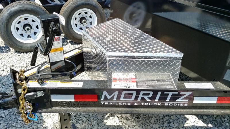 2019 Moritz 7x14 Dump 14k Scissor (sp)