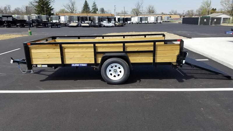 2018 Sure-trac 6'x12' Three Board 3k