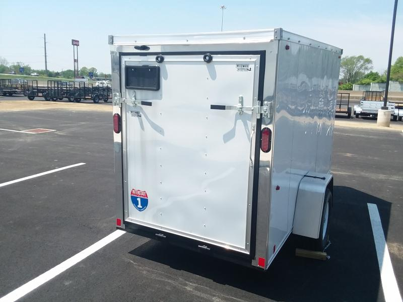2018 Interstate 5'x10' Enclosed
