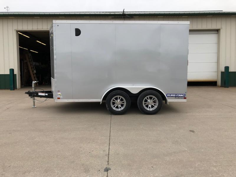 2019 Sure-trac 7x12 Psw 7k Silver