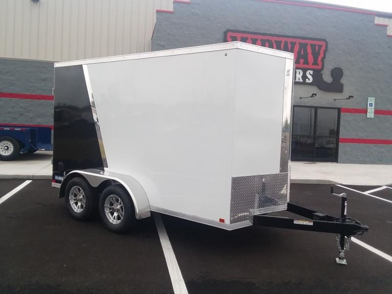 2018 Sure-trac 6'x12' Enclosed 7k