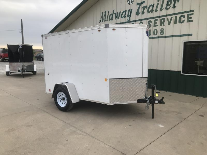 2019 Interstate 5x8 Sfc 3k White