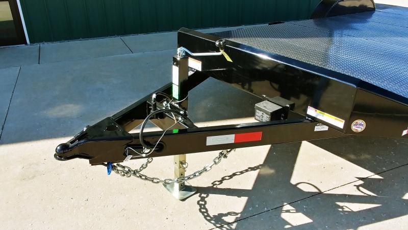 2018 Sure-trac 7x20 Steel Car Hauler