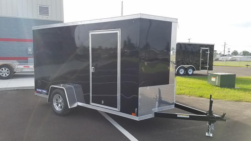 2019 Sure-trac 6'x12' Black 3k