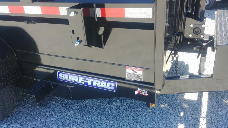 2018 Sure-trac 7x12 12k Tele Dump