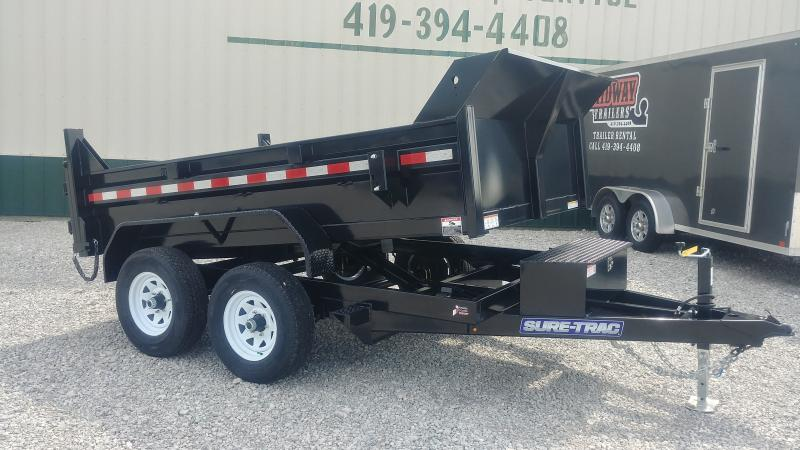 2019 Sure-trac 6x10 10k Dump