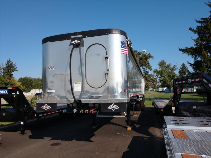 2019 Trailstar International 39' Frameless Dump