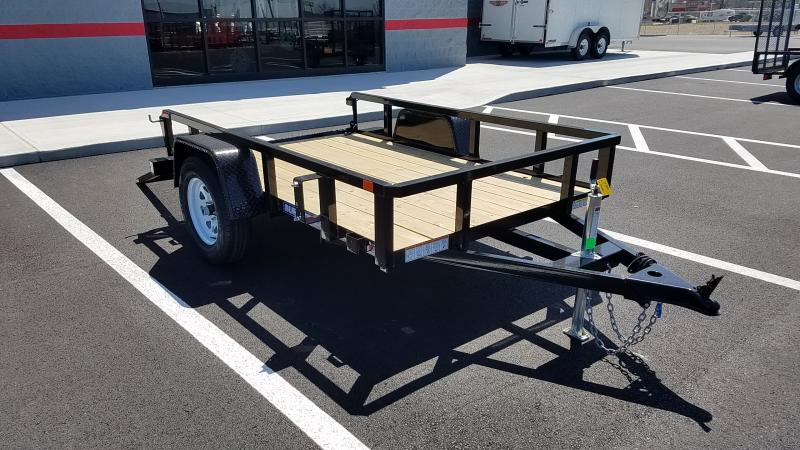 2018 Sure-trac 5' X 8' Tube Top Utility 3k
