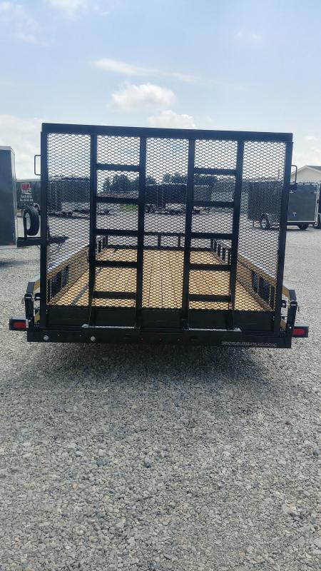 2019 Sure-trac 7x20 Tube Top 10k Hd Gate