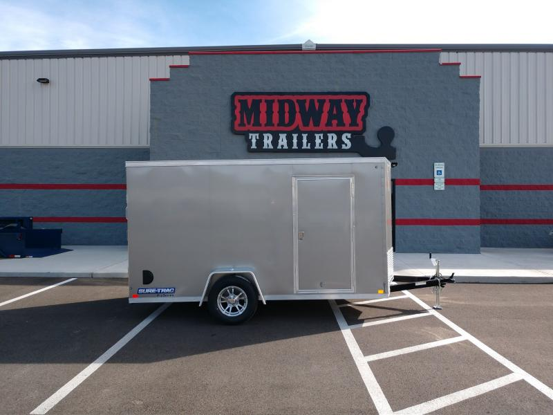 2019 Sure-trac 6'x12' Pewter 3k