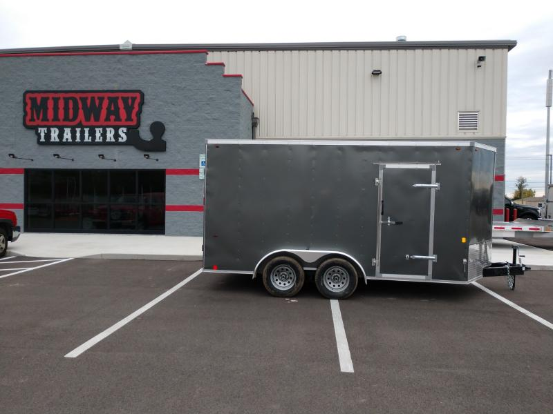 2019 Interstate 7'x14' Enclosed